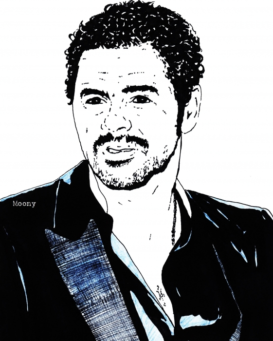Jamel Debbouze by Moony36